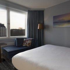 Отель Hilton Helsinki Strand 4* Стандартный номер с различными типами кроватей фото 10