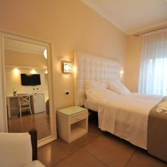 Отель Zaccardi 3* Стандартный номер с различными типами кроватей фото 31