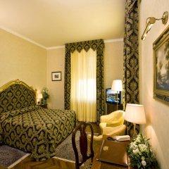 Hotel Vittoria 5* Номер Делюкс с двуспальной кроватью фото 2