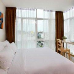 Brighton Hotel & Residence 4* Представительский люкс фото 5