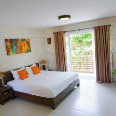 Отель Rock Villa 3* Улучшенный номер с различными типами кроватей фото 22