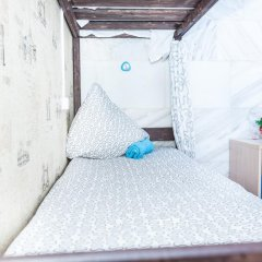Гостиница Hostels Rus - Preobrazhenskaya ploschad комната для гостей