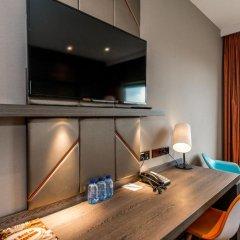 Отель XO Hotels Couture Amsterdam 4* Стандартный номер с двуспальной кроватью фото 3