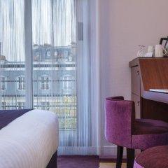 Hotel Ampere 4* Номер категории Премиум с различными типами кроватей фото 3