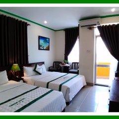 Green Hotel 3* Стандартный номер с различными типами кроватей фото 5