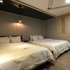 Haeundae Grimm Hotel комната для гостей