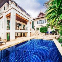 Отель Angels Villa бассейн фото 2