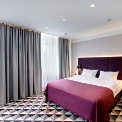 Азимут Отель Уфа 4* Стандартный номер с 2 отдельными кроватями фото 8