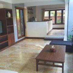 Отель Baan Khao Hua Jook 3* Вилла Делюкс с различными типами кроватей фото 10