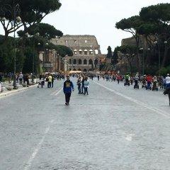 Отель Fori Imperiali Home Рим спортивное сооружение