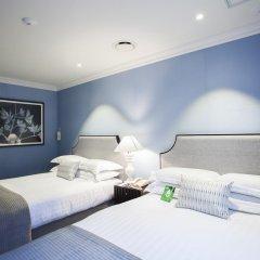 The Grand Hotel Myeongdong 3* Стандартный семейный номер с двуспальной кроватью фото 2