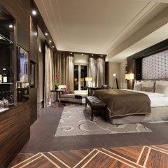 Отель Steigenberger Frankfurter Hof 5* Улучшенный номер с различными типами кроватей