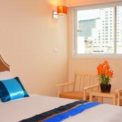 Отель J Two S Pratunam 2* Стандартный номер фото 2