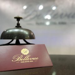 Отель Bellevue Park Riga Рига спа фото 2