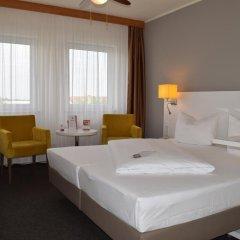 astral Inn Hotel Leipzig 3* Стандартный номер разные типы кроватей фото 2