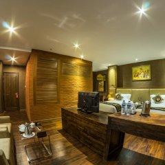 Bagan Landmark Hotel 4* Номер Делюкс с различными типами кроватей фото 7
