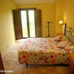 Отель La Venta Vieja de Langre комната для гостей фото 2