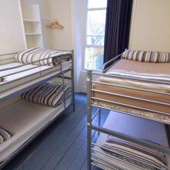 Brighton Youth Hostel Кровать в общем номере с двухъярусной кроватью фото 2