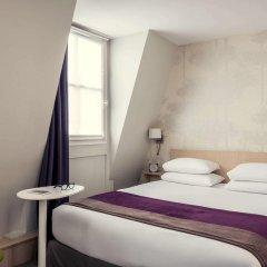 Отель Mercure Paris Notre Dame Saint Germain Des Pres 4* Стандартный номер с различными типами кроватей фото 2