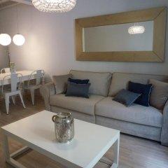 Отель Palacio Cabrera - Lillo Апартаменты с различными типами кроватей