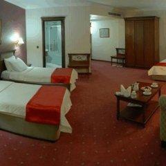 Saffron Hotel Kahramanmaras 4* Стандартный номер с различными типами кроватей фото 3