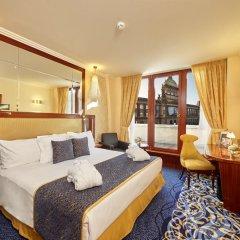 Отель Occidental Praha Wilson 5* Улучшенный номер с двуспальной кроватью фото 3