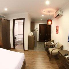 Апартаменты Song Hung Apartments Студия с различными типами кроватей фото 21