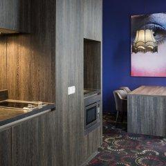 Eden Hotel Amsterdam 3* Апартаменты с двуспальной кроватью фото 13
