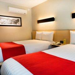 Отель City Express Plus Cali 3* Стандартный номер с 2 отдельными кроватями фото 5