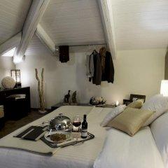 Отель Albergo D'italia 3* Стандартный номер с двуспальной кроватью фото 15