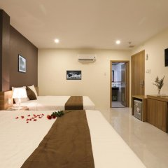 Thu Hien Hotel 2* Номер Делюкс фото 5