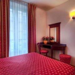 Отель Hôtel De Paris Opera 2* Стандартный номер с различными типами кроватей фото 7