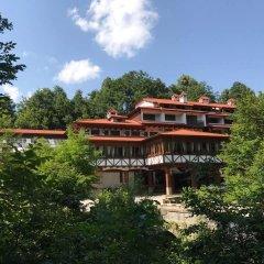 Отель Bozhentsi Болгария, Боженци - отзывы, цены и фото номеров - забронировать отель Bozhentsi онлайн приотельная территория