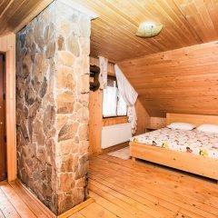 Jam Hotel Rakovets 3* Коттедж с различными типами кроватей фото 7