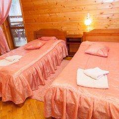 Гостиница Отельно-оздоровительный комплекс Скольмо 3* Стандартный номер 2 отдельными кровати фото 5