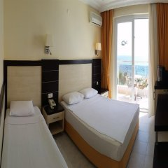 Kleopatra Balik Hotel 3* Стандартный номер с различными типами кроватей фото 3