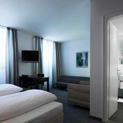 Design Hotel Stadt Rosenheim 3* Полулюкс разные типы кроватей фото 4