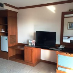 Отель Jomtien Boathouse 3* Стандартный номер с различными типами кроватей