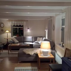Отель Bustad Норвегия, Тромсе - отзывы, цены и фото номеров - забронировать отель Bustad онлайн комната для гостей фото 5