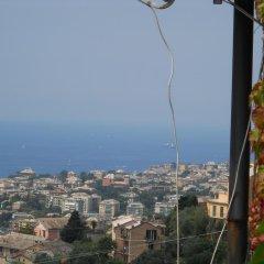 Отель Chalet Villa Ornella Генуя пляж