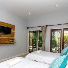 Отель Bale Sampan Bungalows 3* Стандартный номер с 2 отдельными кроватями фото 11