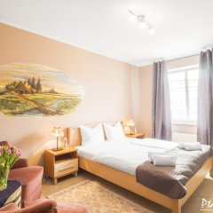 Ptak Hotel Вроцлав комната для гостей фото 5