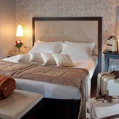 Отель c-hotels Fiume 4* Стандартный номер разные типы кроватей фото 2