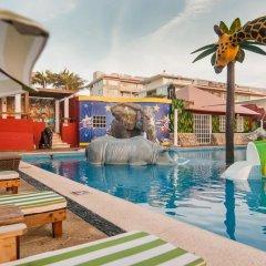 Отель Royal Solaris Cancun - Все включено Мексика, Канкун - 8 отзывов об отеле, цены и фото номеров - забронировать отель Royal Solaris Cancun - Все включено онлайн бассейн фото 10
