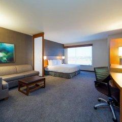 Отель Hyatt Place Nashville Downtown 3* Стандартный номер с различными типами кроватей фото 2