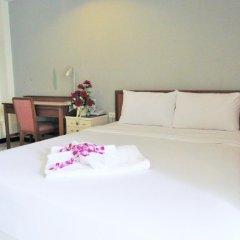 Отель JL Bangkok 3* Улучшенный номер с различными типами кроватей фото 8