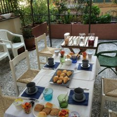 Отель La Terrazza Di Arturo Guest House питание фото 3