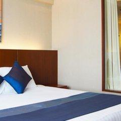 Отель Ramada Plaza by Wyndham Bangkok Menam Riverside 5* Номер Делюкс с двуспальной кроватью фото 10