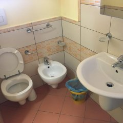 Отель B&B Villa Eleonora Реальмонте ванная