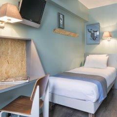Отель Hôtel Basss 3* Стандартный номер с различными типами кроватей фото 2